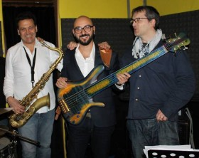 Sabato 21 live – Up Jazz Duo @ Corto Maltese Jazz Club