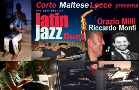 ven 25 aprile – Latin Jazz Duet @ Corto Maltese Jazz Club