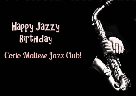 Dom 4 dicembre – Happy Jazzy Birthday Corto!