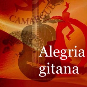 Sat 29th December – Alegria Gitana