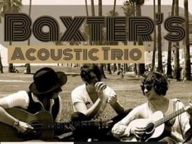 Thu 23rd May – Baxter's Brit Trio